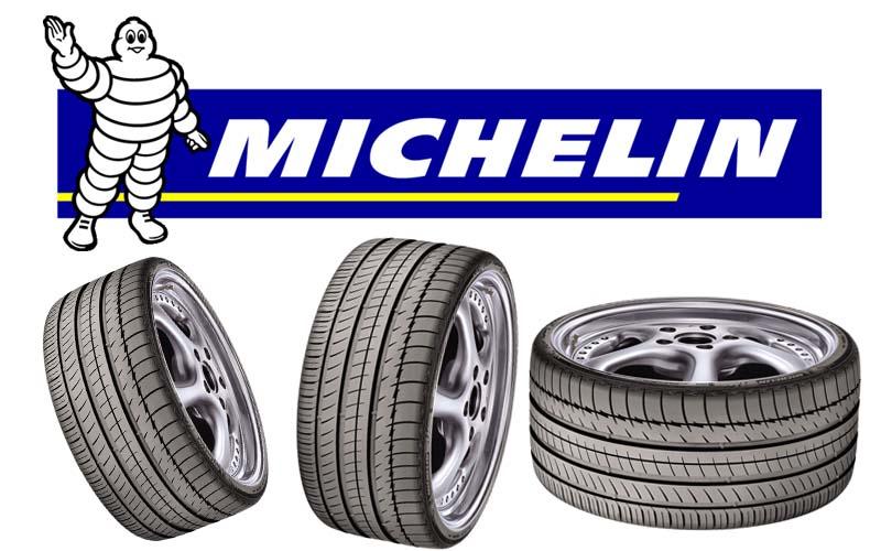 syarikat tayar michelin