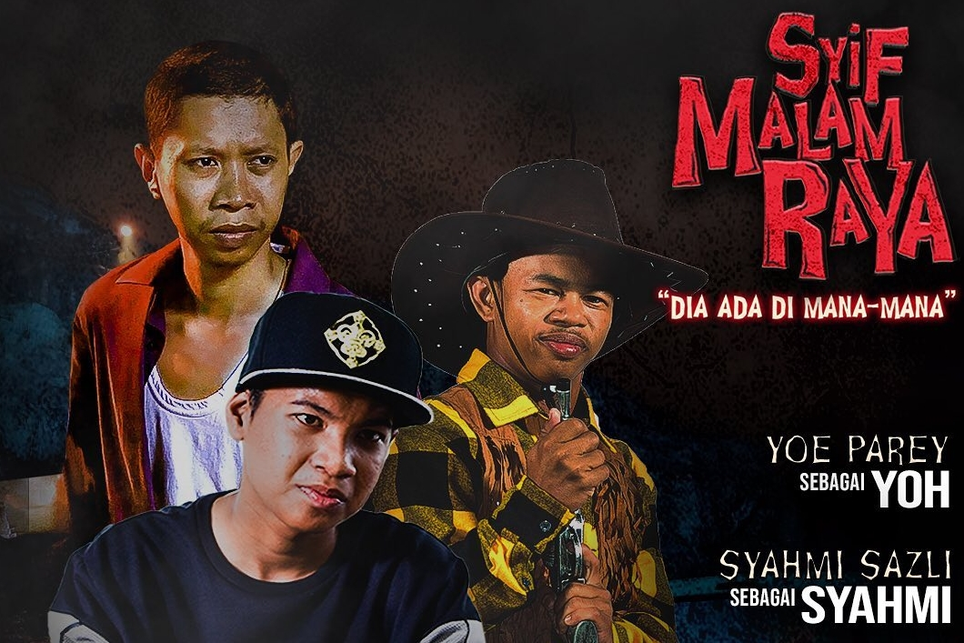 syif malam raya movie