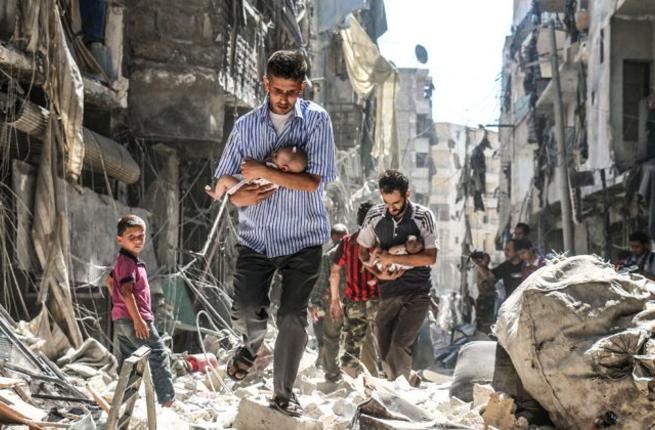 syria negara paling berbahaya di dunia