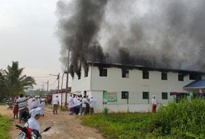 tahfiz terbakar selangor