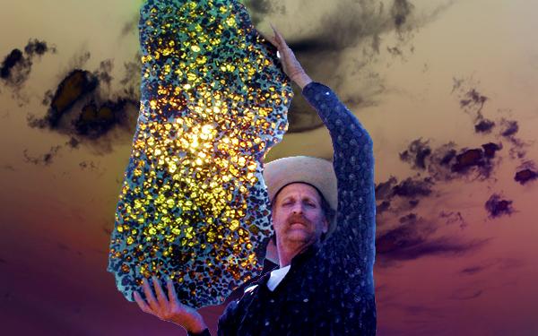 tahi bintang meteorit fukang 822