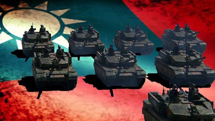 taiwan akan diserang 8 perubahan dunia jika china menjadi kuasa terbesar