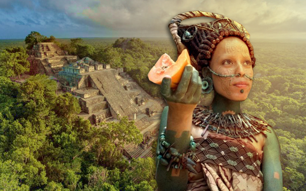 tamadun maya civilization