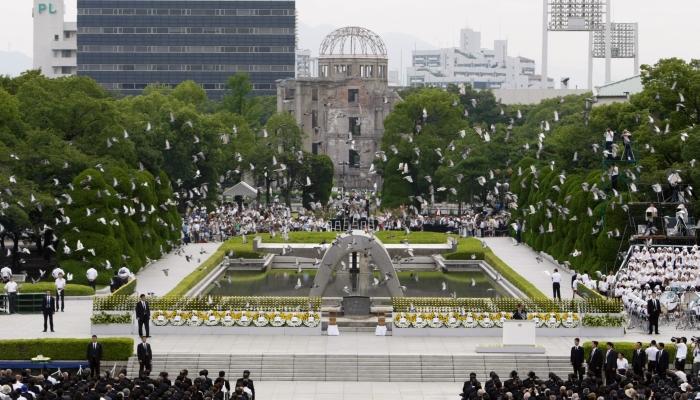 taman memorial hiroshima