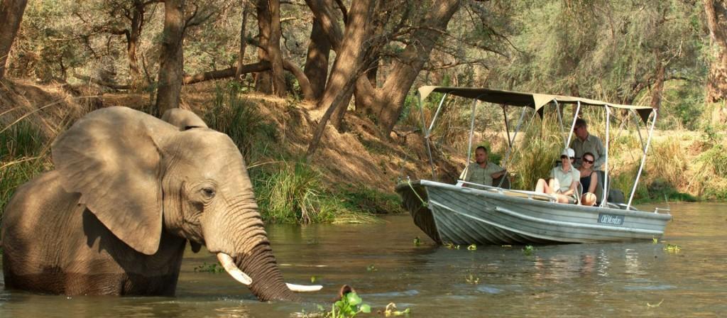 taman negara kafue zambia