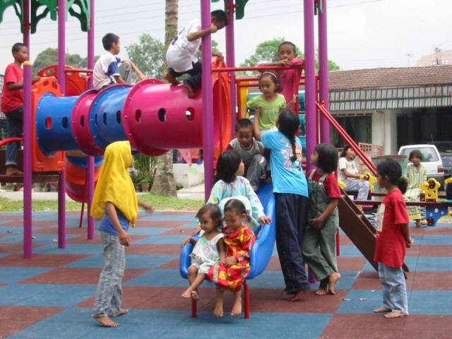 taman permainan kanak kanak