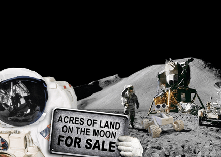 tanah bulan dijual di ebay