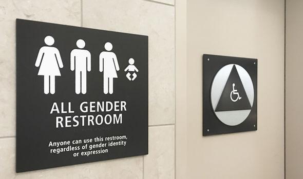 tandas uniseks diperkenalkan