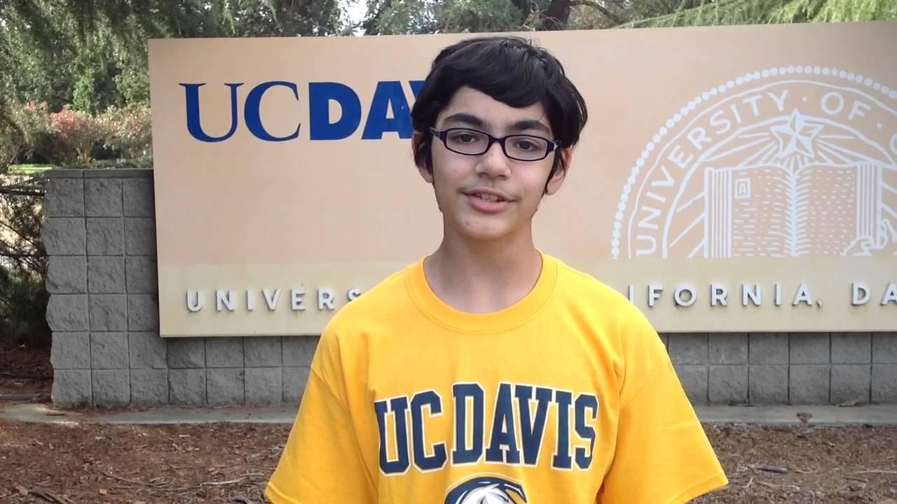 tanishq abraham kanak kanak genius paling muda menjadi graduan universiti