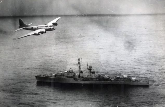 tartu kapal perang pemusnah perancis