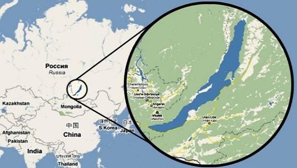tasik baikal tasik paling besar dan dalam di dunia