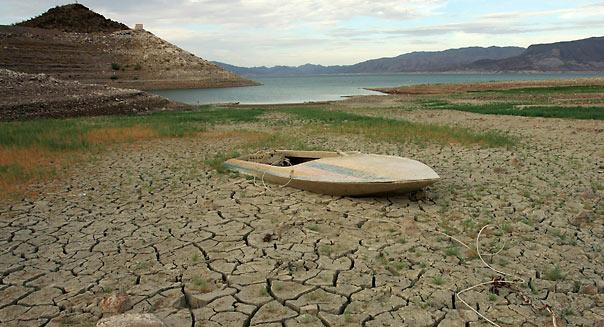 tasik kering di seluruh dunia pemanasan global perubahan iklim