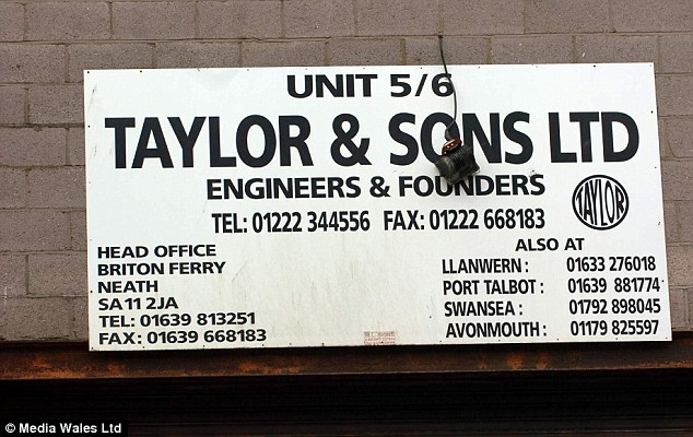 taylor sons 347