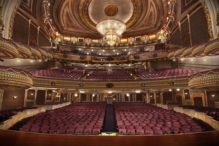 teater palace new york
