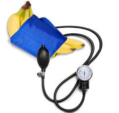 tekanan darah diperbaiki dengan pisang