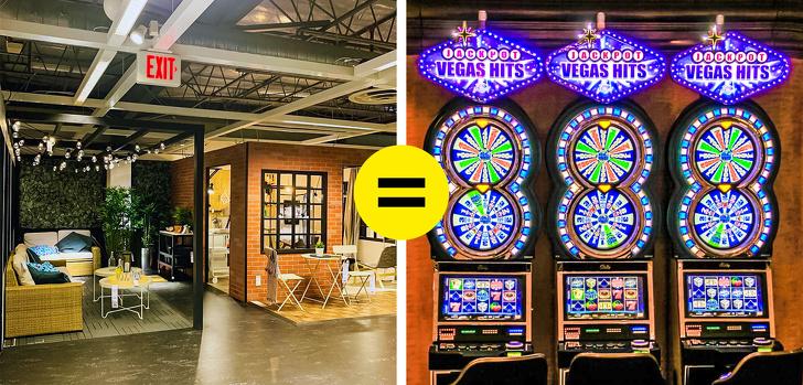 teknik kasino digunakan ikea