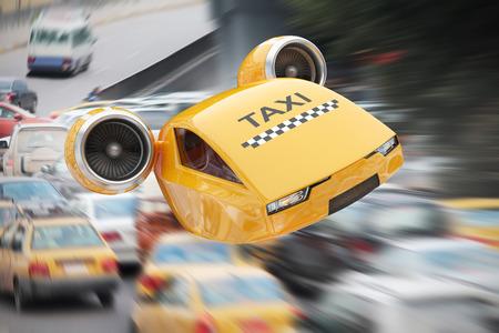 teksi terbang