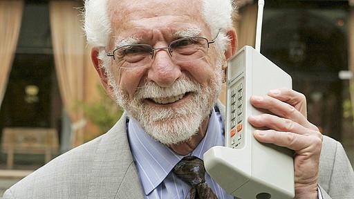 telefon bimbit pertama ciptaan martin cooper