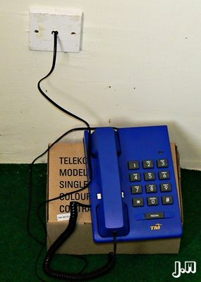 telefon rumah