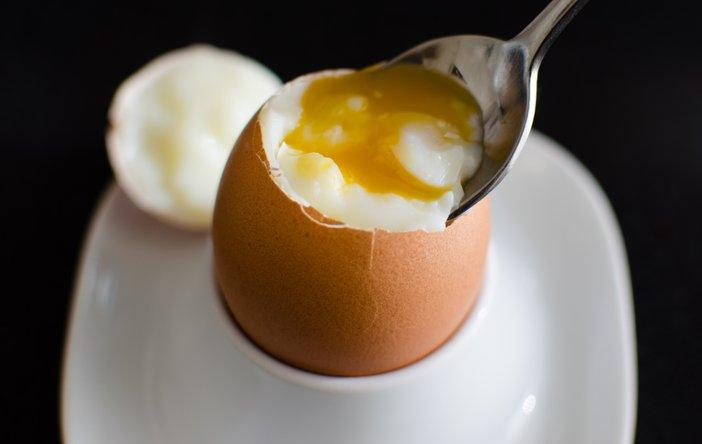telur separuh masak keracunan makanan