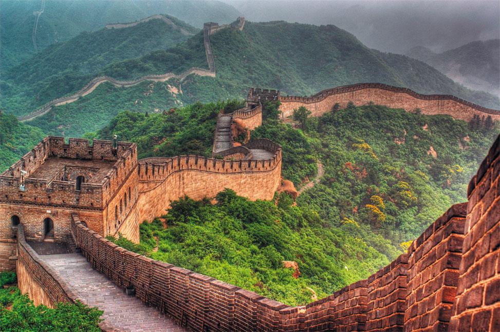 tembok besar china 978