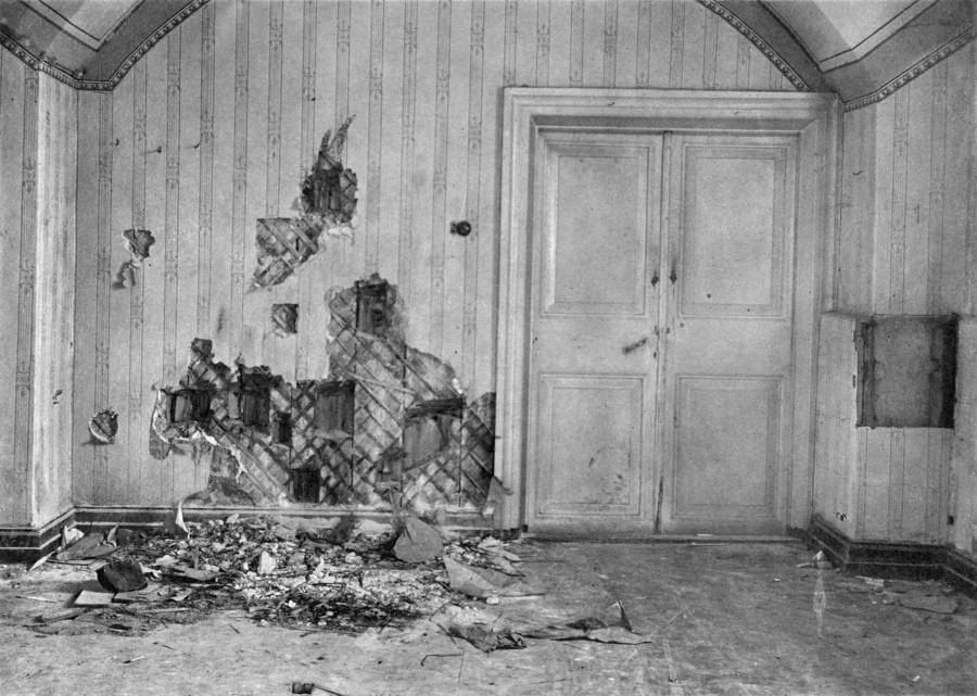 tempat keluarga tsar dihukum bunuh 957