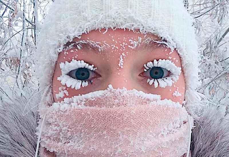 tempat paling sejuk di dunia