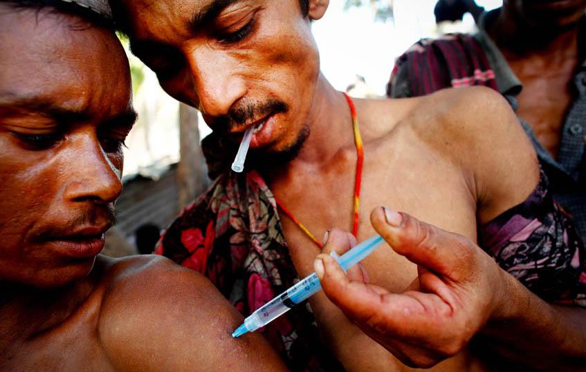 tempoh dadah dalam badan manusia