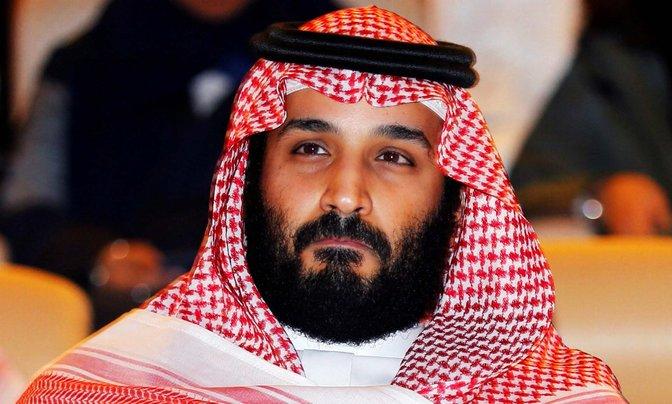 tengku mahkota arab saudi mohammed bin salman