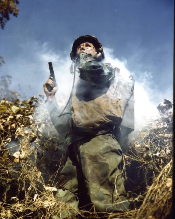 tentera amerika syarikat ketika perang dunia kedua