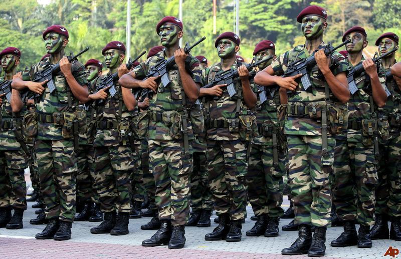 Kehebatan Tentera Malaysia Tahan Sejuk Suhu Bawah Beku Hingga Negatif 30 Darjah Celsius!