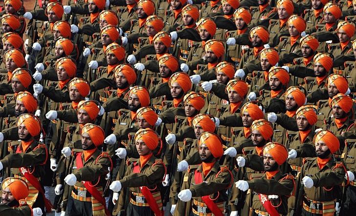 tentera india
