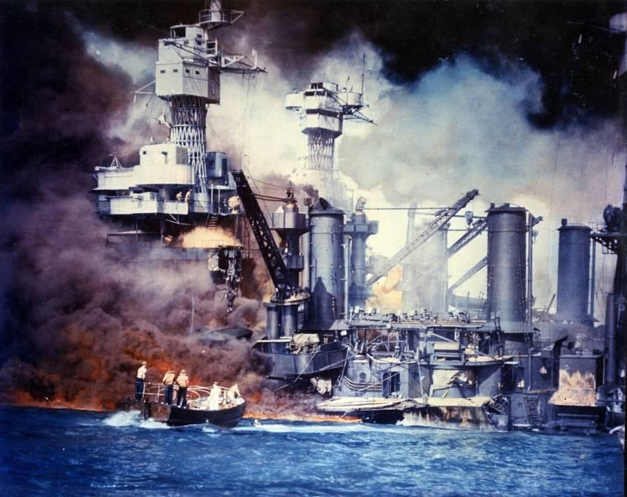 tentera laut as menyelamat di pearl harbor