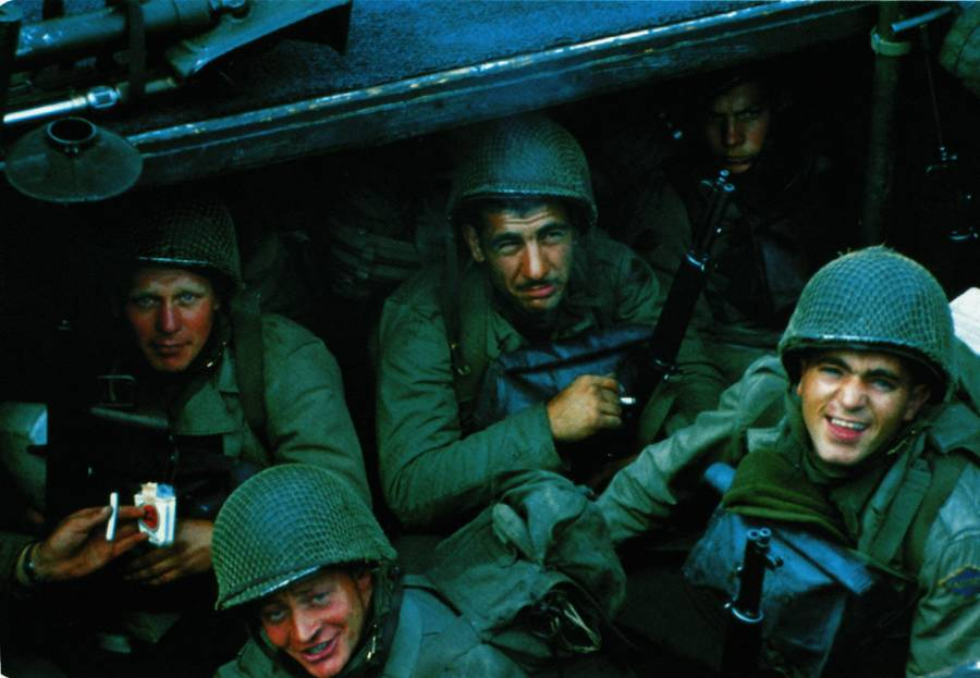 tentera ranger as ketika perang dunia kedua