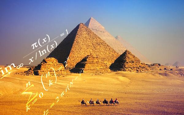 teori penciptaan piramid