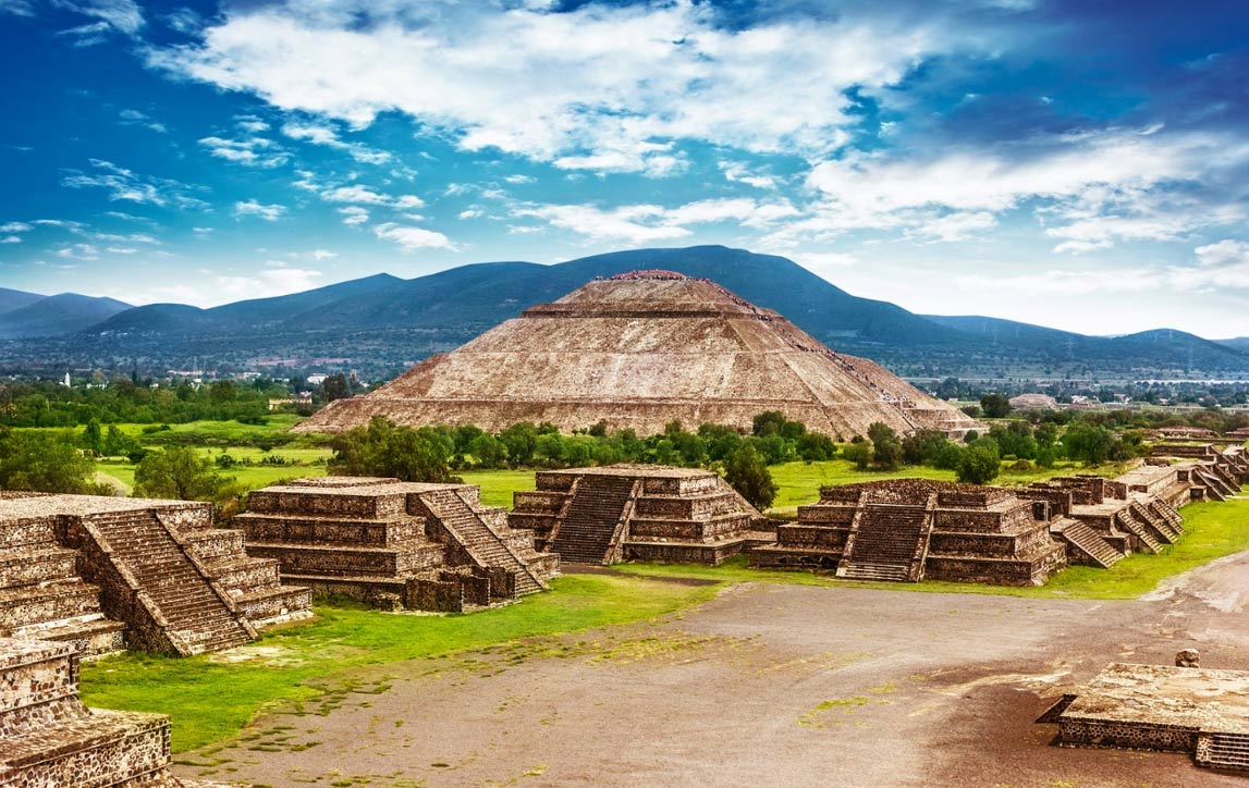 teotihuacan mexico piramid