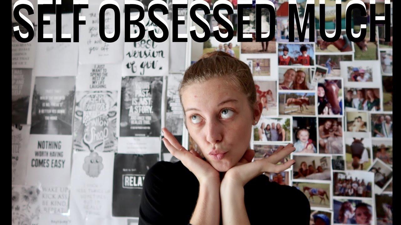 terlalu obses dengan diri sendiri