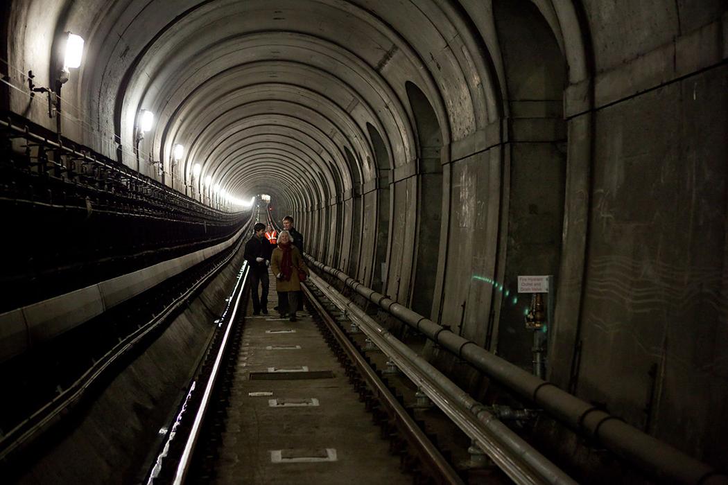 terowong thames ini cara bagaimana terowong dalam laut dibina