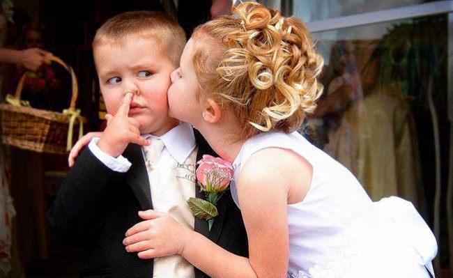 tetamu boleh cium pengantin