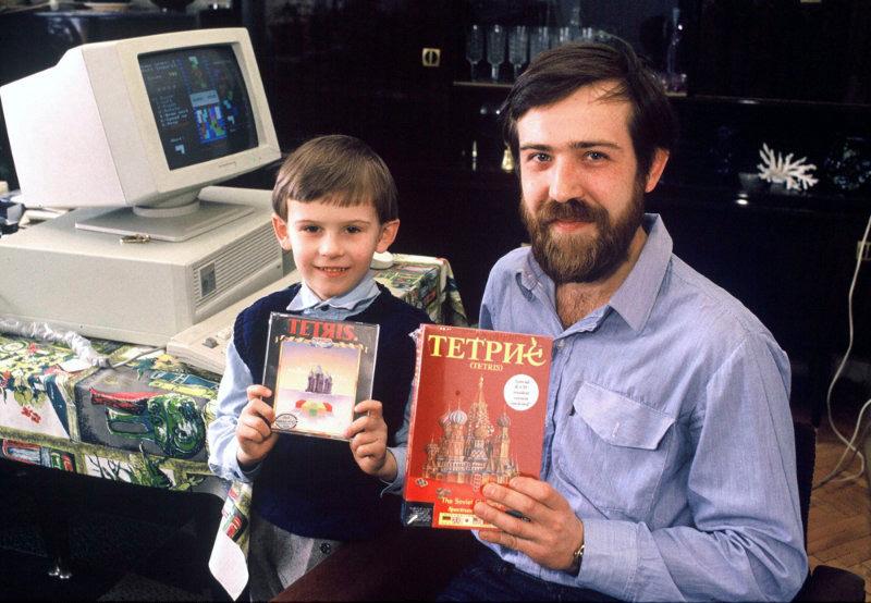 tetris permainan video paling laris di dunia