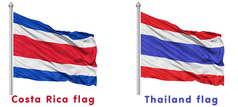 thai costa rica