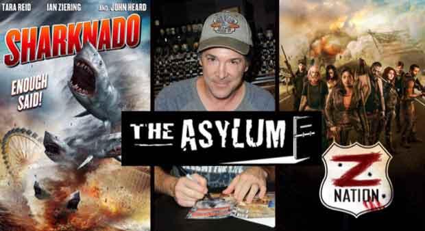 the asylum penerbit filem mockbuster