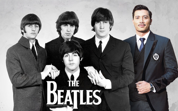 the beatles dan fattah amin