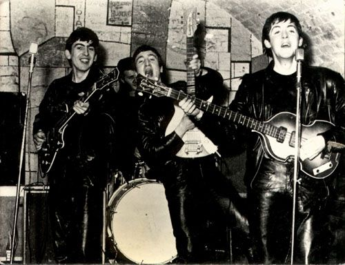 the beatles ketika di craven club liverpool 5l799