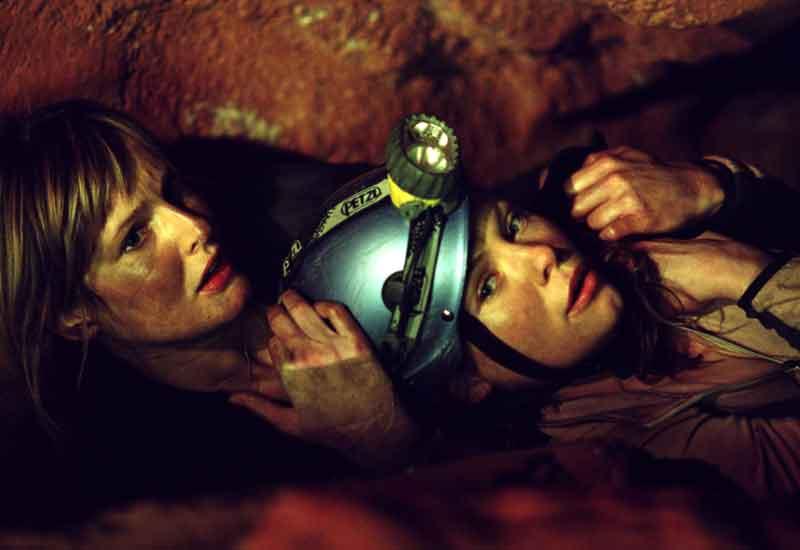 the descent klaustrofobia