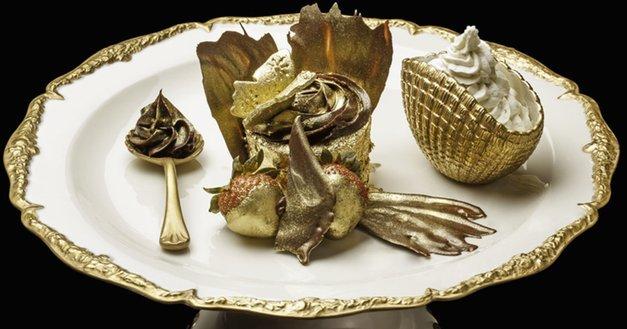the golden phoenix cupcake pencuci mulut paling mahal di dunia