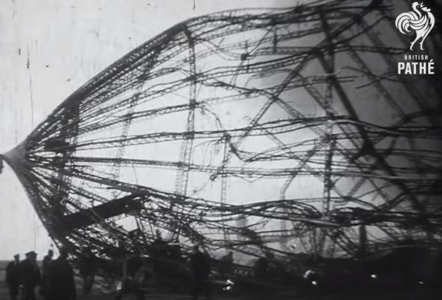 the hindenburg tragedi letupan kapal udara kebanggan nazi jerman 01