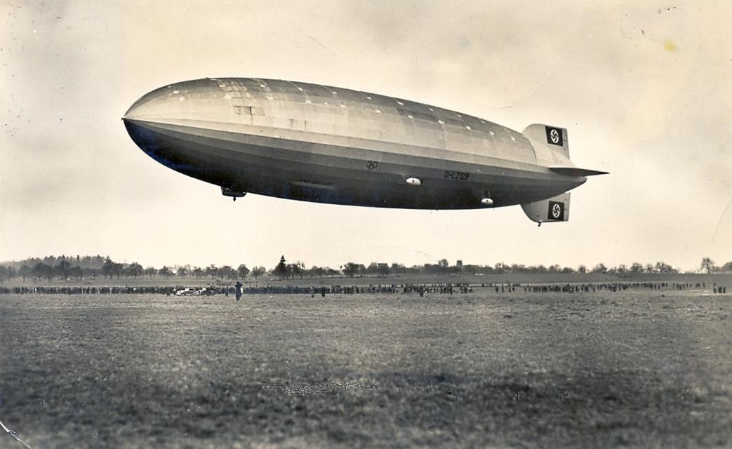 the hindenburg tragedi letupan kapal udara kebanggan nazi jerman 5