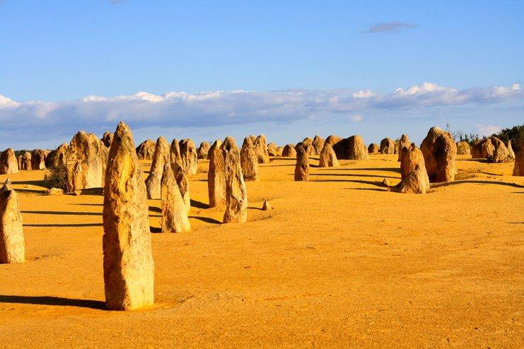 the pinnacles australia