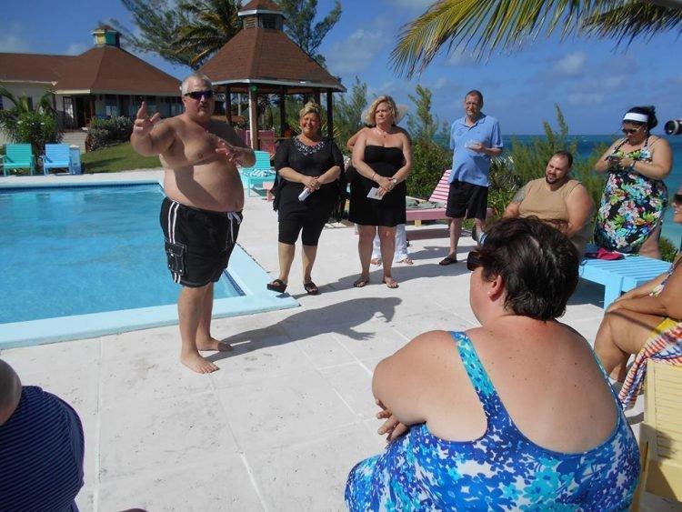 the resort pusat peranginan yang dibuat khusus untuk orang gemuk dan obes